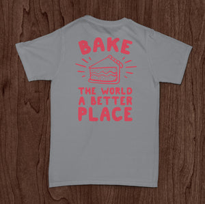 Bake the Word Tee