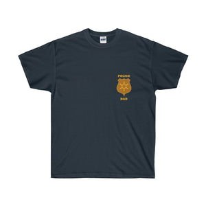 Police Dad Unisex Ultra Cotton Tee - Discount Home & Office