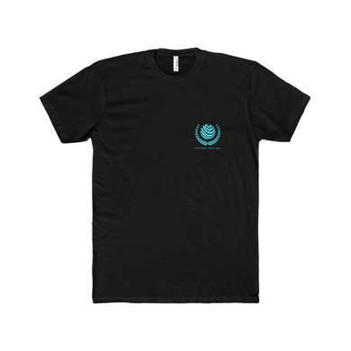 United Nation Emblem Fitted Tee