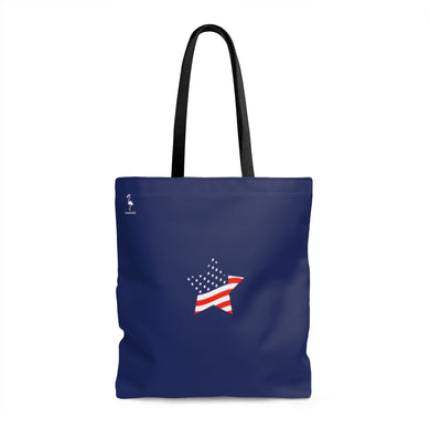 Stars & Stripes Forever AOP Beach Bag - Discount Home & Office