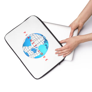 Planet Love Globe Laptop Sleeve - Discount Home & Office
