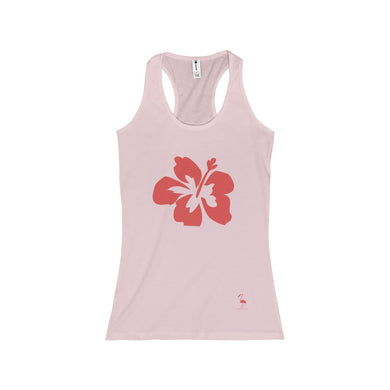 Hibiscus Night's Dream Women's Racerback Tank - Discount Home & Office