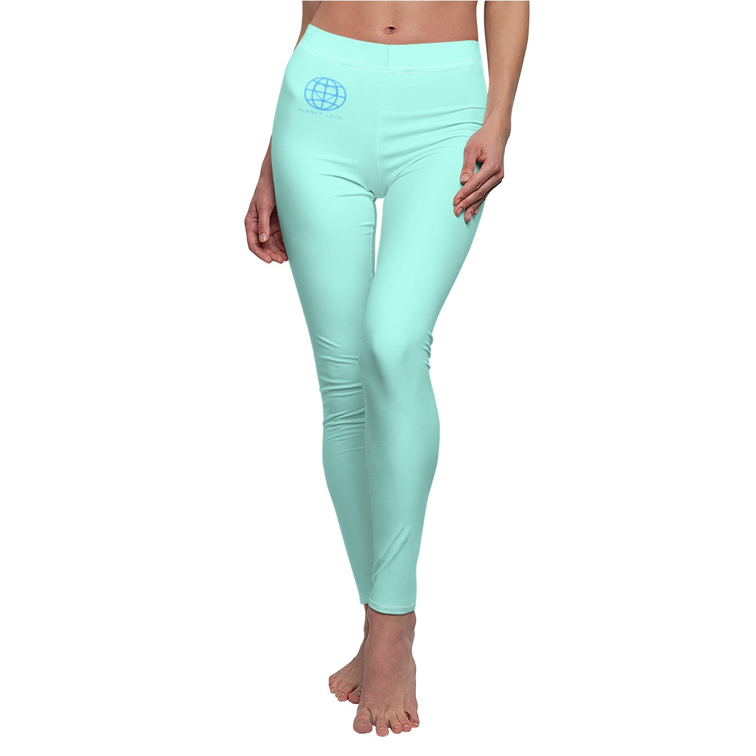 Planet Love Globe Jogging Pants / Leggings - Discount Home & Office