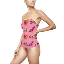 La Tour de Tropique Women's One-piece Hollow-out Back Swimsuit - Discount Home & Office