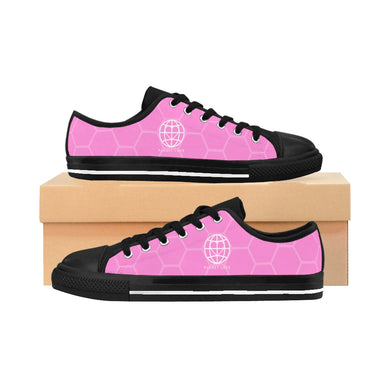 Planet Love Global Heart Women's Sneakers - Discount Home & Office