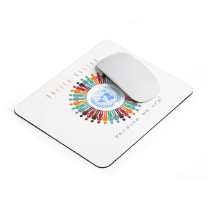 United Nation Citizen Circle Mouse Pad - Discount Home & Office