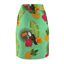Toucan Play Women's Pencil Skirt - Discount Home & Office