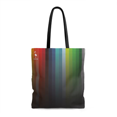 Spectrum Stripes AOP Beach Bag - Discount Home & Office