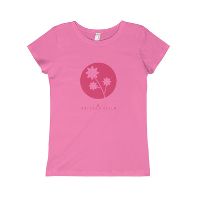 Thornbush Sunset Girls Princess Tee - Discount Home & Office