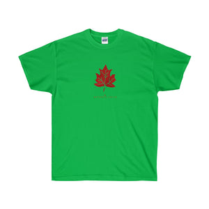 Our Friendly Neighbor To The North Unisex Ultra Cotton Tee - Discount Home & Office