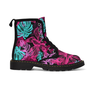 Tropical Jungle Kid's Martin Boots - Discount Home & Office