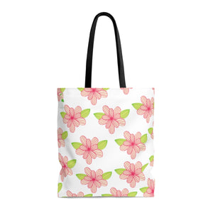 Flora Tropicana AOP Beach Bag - Discount Home & Office