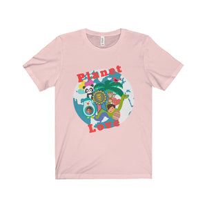 Planet Love Life Forms Collage Tee - Discount Home & Office