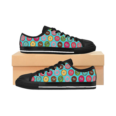 Divine Doughnuts Women's Sneakers - Discount Home & Office