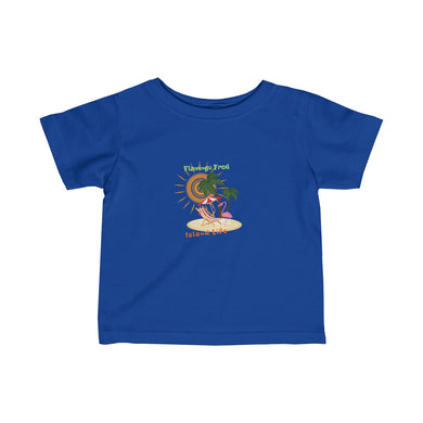 Island Life Infant Fine Jersey Tee - Discount Home & Office