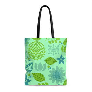 Crown Jewel of the Tropics AOP All-Purpose Tote Bag - Discount Home & Office
