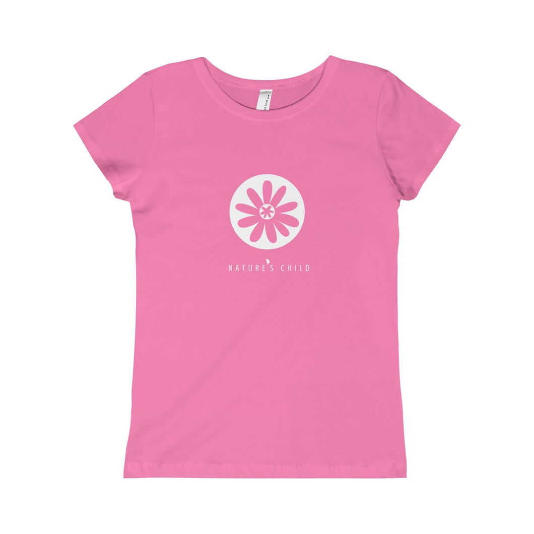 Flower Shower Girls Princess Tee - Discount Home & Office