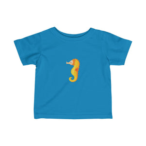 Harry the Sea Horse Baby Infant Fine Jersey Tee - Discount Home & Office