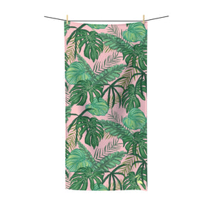 Lush Tropics Quick-Drying Beach Towel - Discount Home & Office