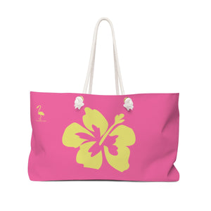 Hibiscus Dreams Weekender Tote Bag - Discount Home & Office