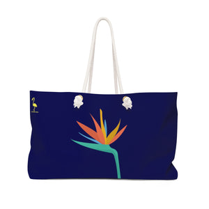 Bird of Paradise Weekender Tote Bag - Discount Home & Office