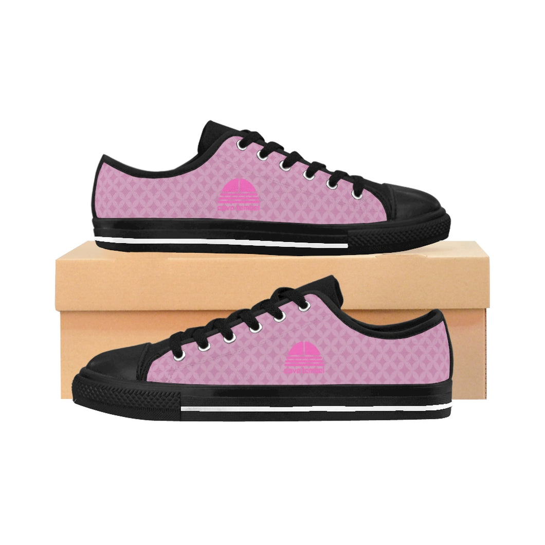 Cova Tembel Lavender Diamond-Back Women's Sneakers - Discount Home & Office