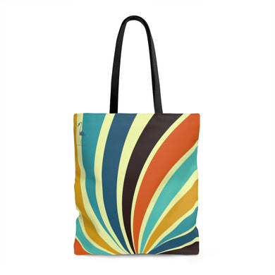 Retro Superstar AOP Beach Bag - Discount Home & Office