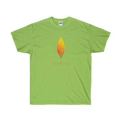 Golden Leaf Of Fall Unisex Ultra Cotton Tee - Discount Home & Office