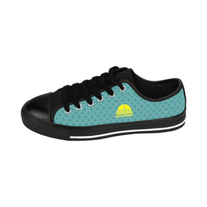 Cova Tembel Blue Diamond-Back Men's Sneakers - Discount Home & Office