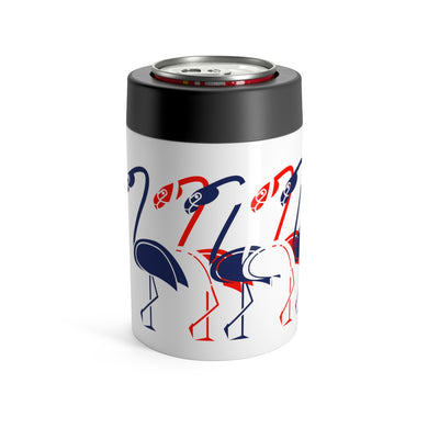 American Flamingo Can Holder - Discount Home & Office