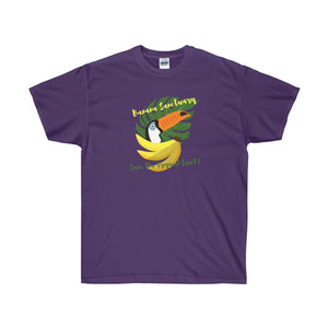 Banana Sanctuary Unisex Ultra Cotton Tee - Discount Home & Office