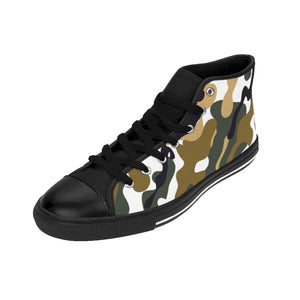 Safari Line - The Park Ranger Men's High-top Sneakers - Discount Home & Office