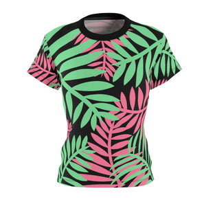 Maui At Night Women's AOP Cut & Sew Tee - Discount Home & Office