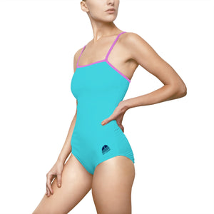 Cova Tembel Women's One-piece Hollow-out Back Swimsuit - Discount Home & Office