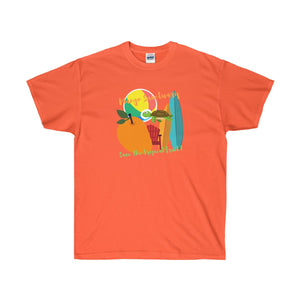 Mango Sanctuary Unisex Ultra Cotton Tee - Discount Home & Office