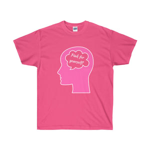 Pink For Yourself! T-Shirt - Discount Home & Office