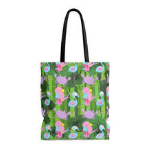 Baby Flamingo Fred & His Island Friends AOP Baby Tote Bag - Discount Home & Office
