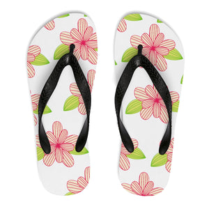 Flora Tropicana Unisex Flip-Flops - Discount Home & Office