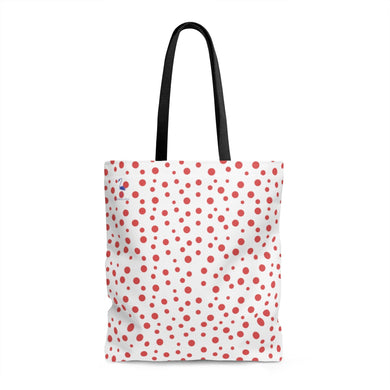 Wild Polka Dot AOP Beach Bag - Discount Home & Office