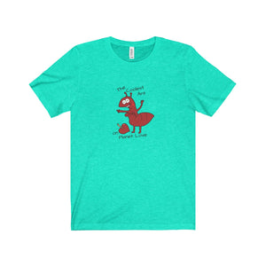 The Coolest Ant on Planet Love Unisex Tee - Discount Home & Office