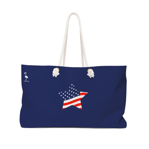 Stars & Stripes Forever Weekender Tote Bag - Discount Home & Office