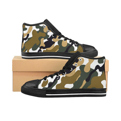 Safari Line - The Park Ranger Women's High-top Sneakers - Discount Home & Office