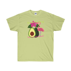 Avocado Sanctuary Unisex Ultra Cotton Tee - Discount Home & Office