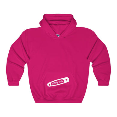 Safety Pink Hoodie - Discount Home & Office