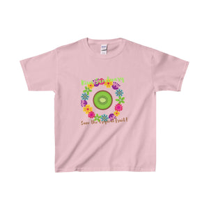 Kiwi Sanctuary Kids Heavy Cotton Tee - Discount Home & Office