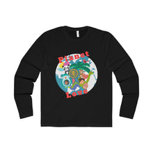 Planet Love Life Forms Men's Long Sleeve Tee - Discount Home & Office