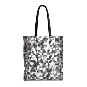 Gingham Style AOP Beach Bag - Discount Home & Office