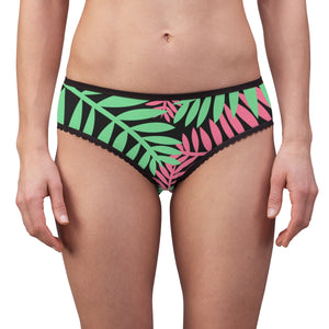 Tropical Night Women's Briefs