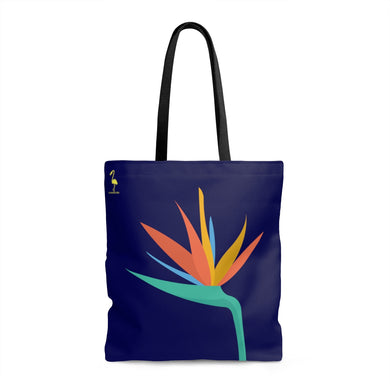Bird of Paradise AOP All-Purpose Tote Bag - Discount Home & Office