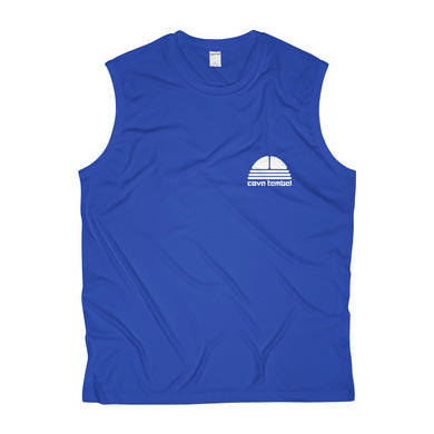 Cova Tembel Men's Sleeveless Performance Tee - Discount Home & Office
